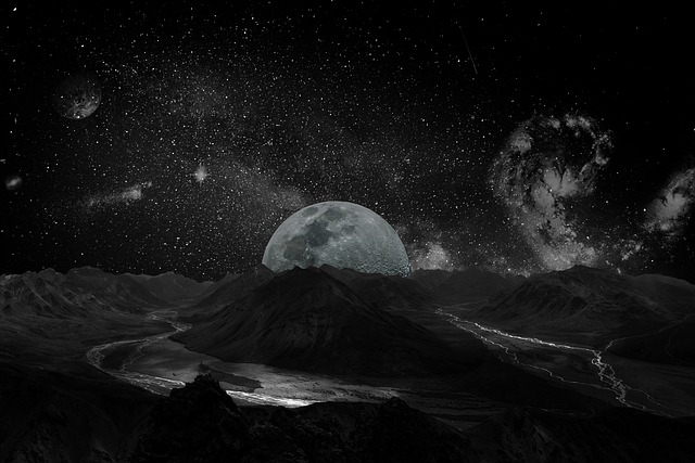 La influencia de la Luna Negra – Lilith – según la astrología.