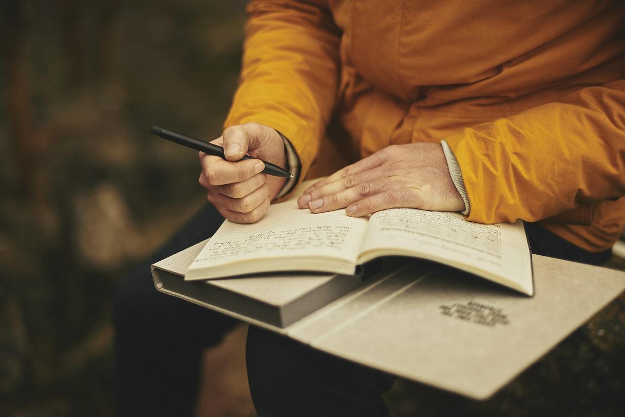 ¿Te animas a sanar escribiendo?